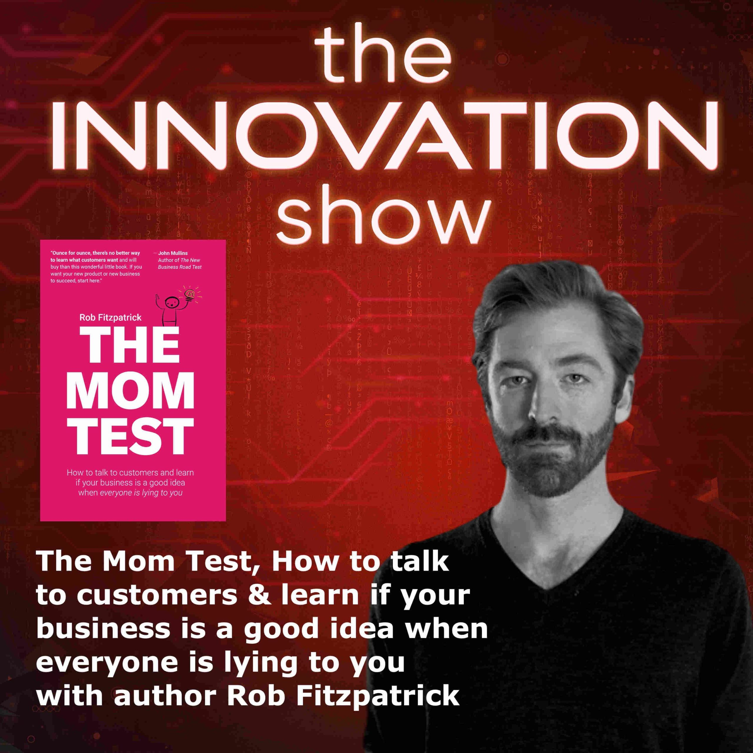 Rob Fitzpatrick The Mom Test