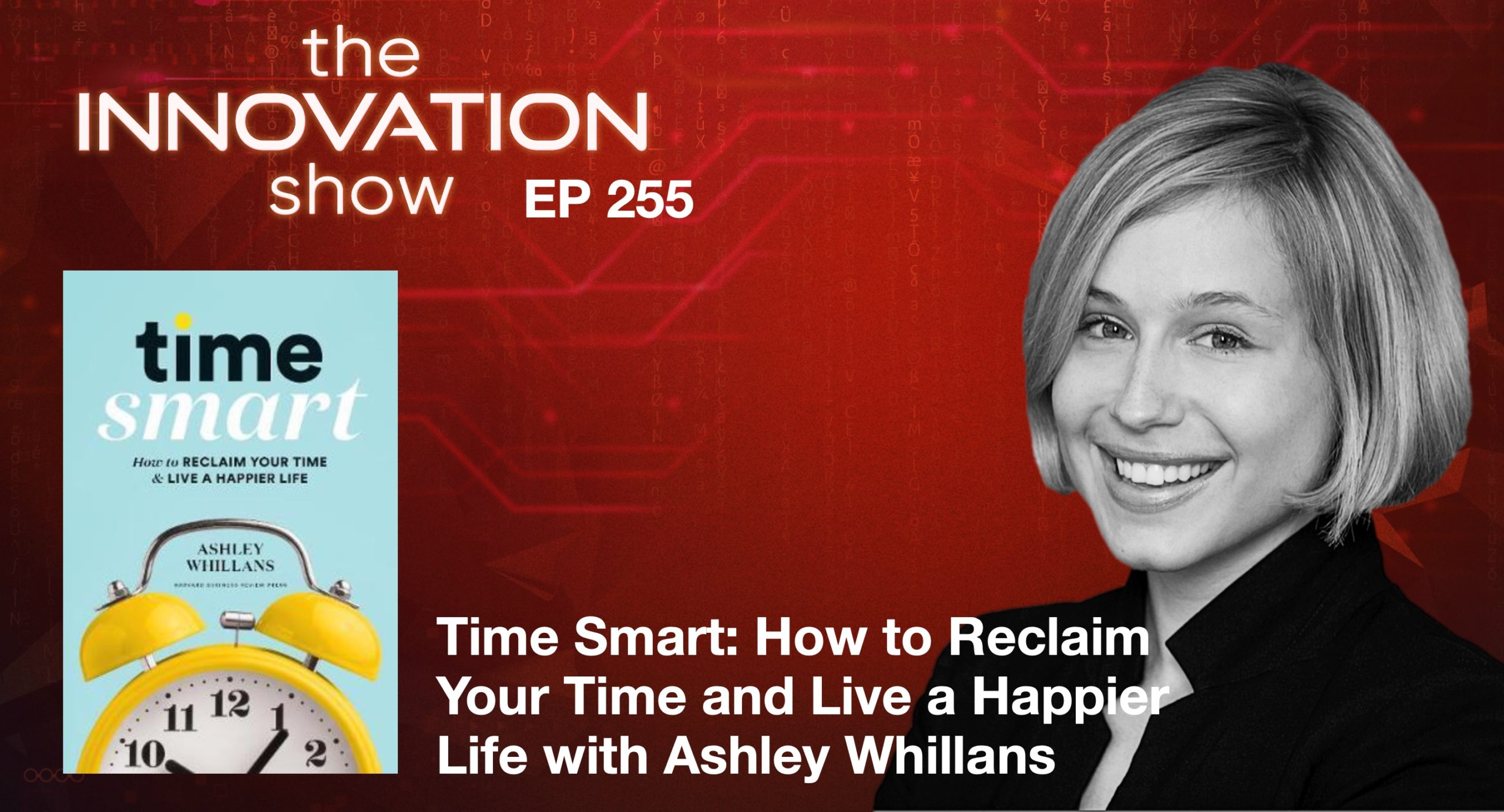 Ashley Whillans Time Smart