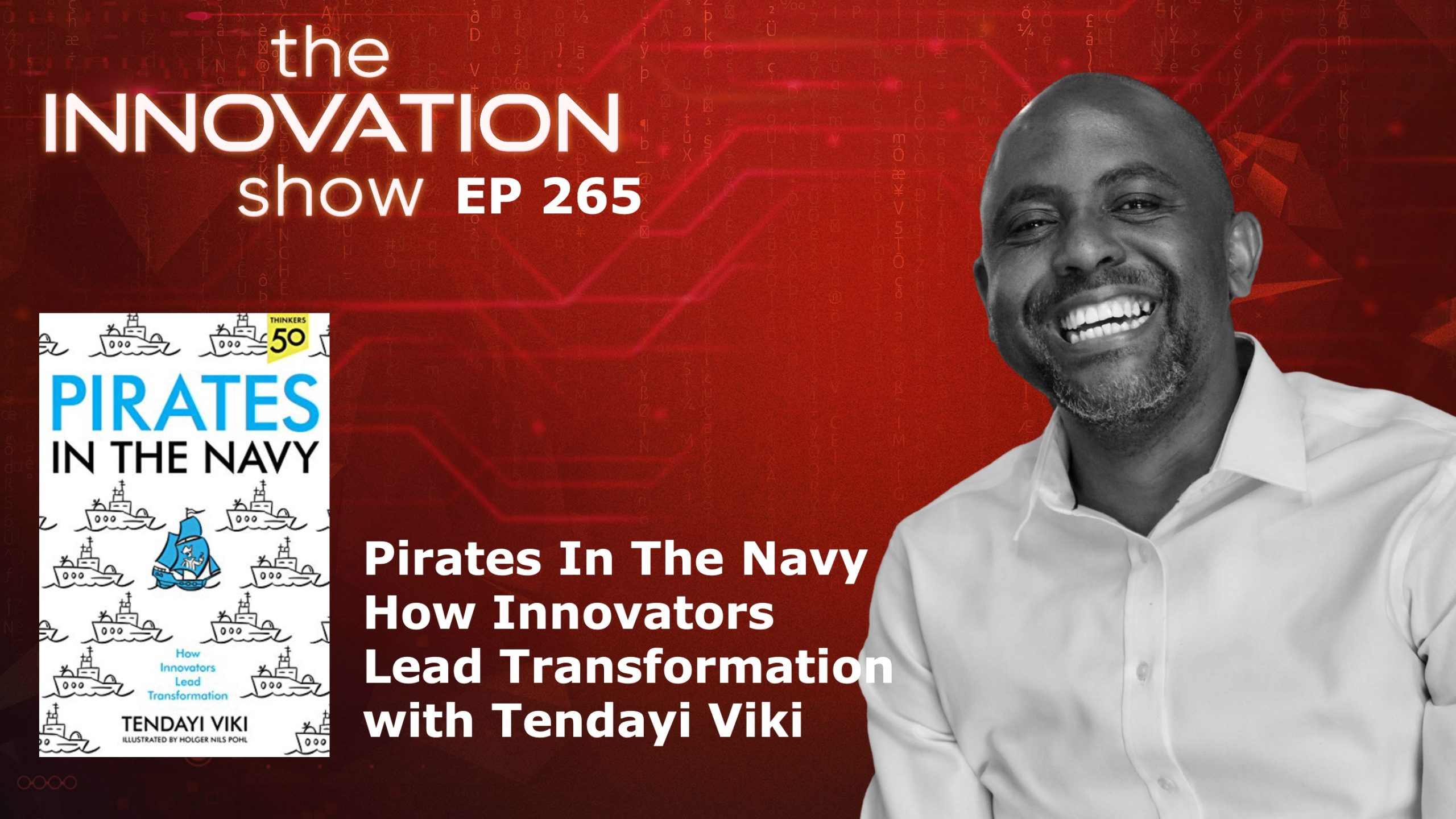 Tendayi Viki Innovation Show