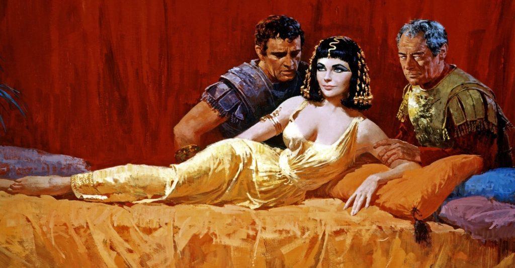Cleopatra movie 1963