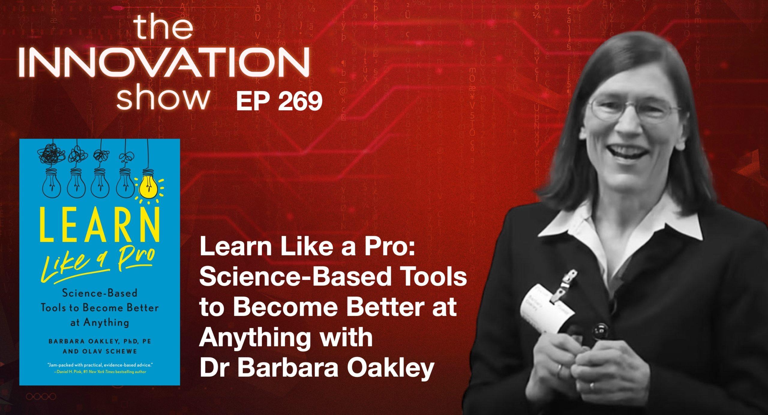 Barbara Oakley Innovation Show